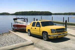 Caseiros Trailers de barco