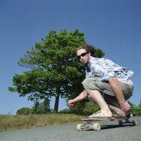Como: Longboard Kickflip