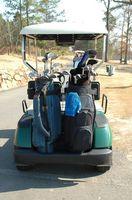Como alterar Golf Cart Freios