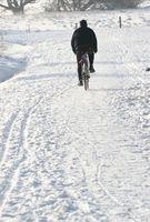 Como alterar uma bicicleta de estrada em uma bicicleta de exercício