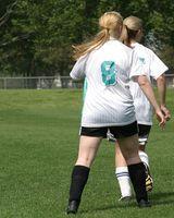 Verão de Futebol Camps para Meninas