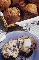 Como posso fazer Blueberry Muffin Mix Mais interessante?