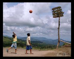 Como Ensinar Jogos de basquete para crianças