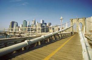 Perto da rua Parques e Playgrounds Água em Nova York