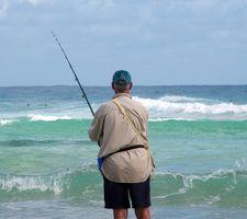 Como pescar em Nags Head, Carolina do Norte