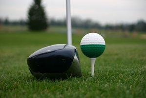 Como adicionar peso para um driver de Golf
