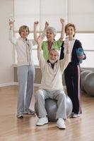 O exercício Melhorar a mobilidade das pessoas idosas?