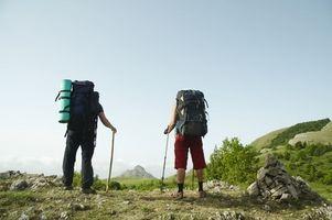 Como escolher Trekking Pólos
