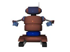 Como fazer um bolo Robot