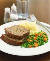 Você pode fazer Meatloaf Com Ovos crus o dia antes do cozimento?