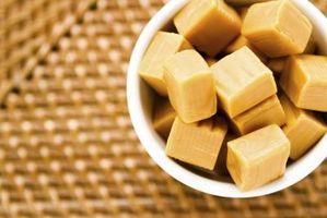 Como fazer caseiros caramelos sem xarope de milho