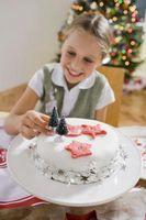 4-H idéias de decoração do bolo