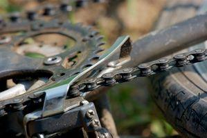 Como definir o correto Comprimento da corrente em bicicletas Iron Horse Montanha