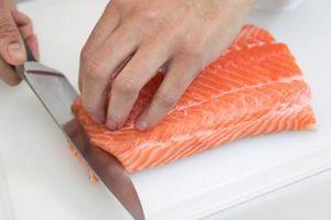 Como a cozinhar uma caçada Tilápia Filé