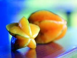 Tipos de Frutas Tropicais Unusual