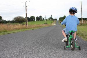 Segurança da bicicleta Atividades para crianças