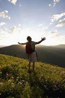 Como caminhar em altitudes