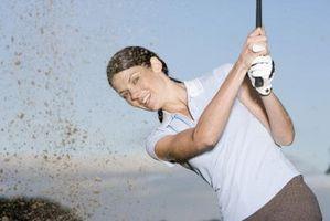 Como estabelecer um campeonato de golfe para as Mulheres