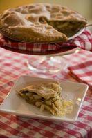 Como impedir Watery Apple Pie
