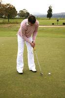 Dicas de golfe em colocar Inside Out