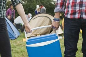 Dicas Ice Chest para Camping